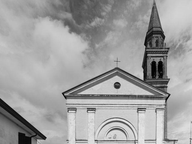 Il matrimonio di William e Giulia a Adria, Rovigo 6