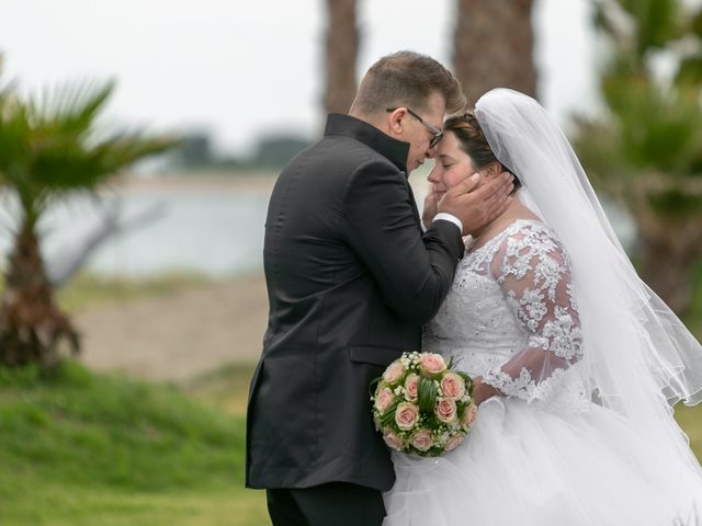 Le nozze di Giulia e William