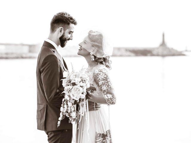 Le nozze di Marta e Vittorio