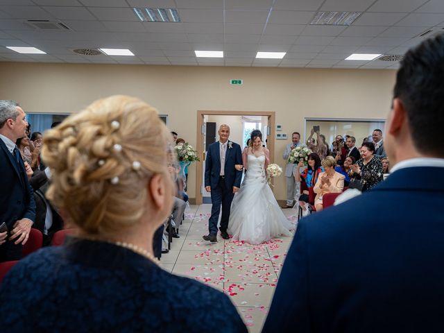 Il matrimonio di Alessandro e Marika a Viterbo, Viterbo 17