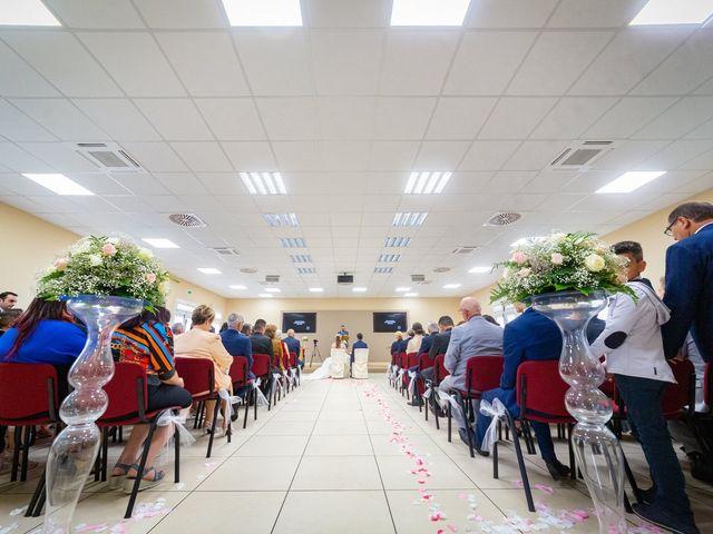 Il matrimonio di Alessandro e Marika a Viterbo, Viterbo 20
