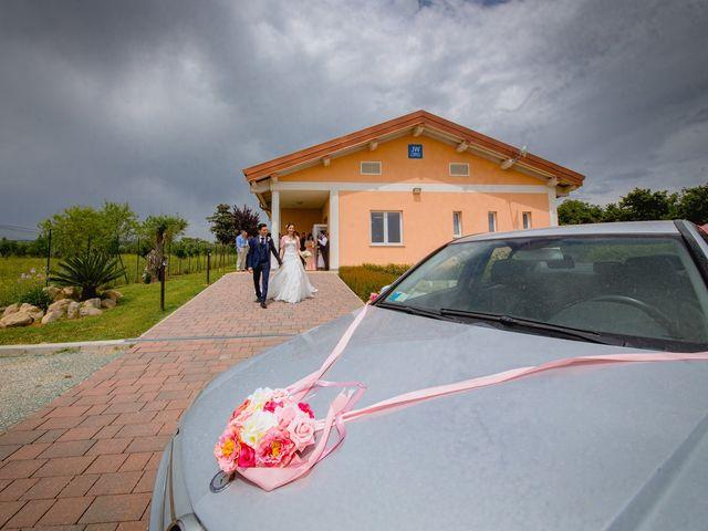 Il matrimonio di Alessandro e Marika a Viterbo, Viterbo 21