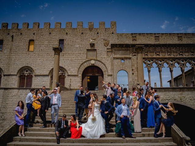 Il matrimonio di Alessandro e Marika a Viterbo, Viterbo 23