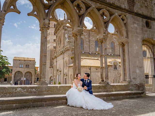 Il matrimonio di Alessandro e Marika a Viterbo, Viterbo 26