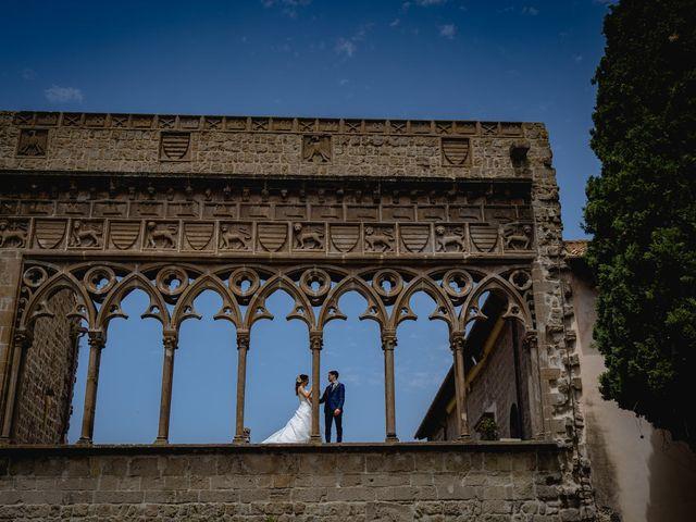 Il matrimonio di Alessandro e Marika a Viterbo, Viterbo 27