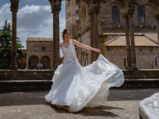 Il matrimonio di Alessandro e Marika a Viterbo, Viterbo 28