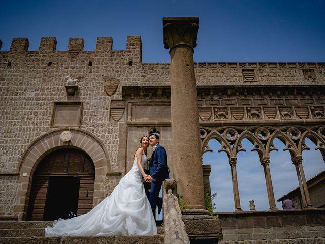 Il matrimonio di Alessandro e Marika a Viterbo, Viterbo 29
