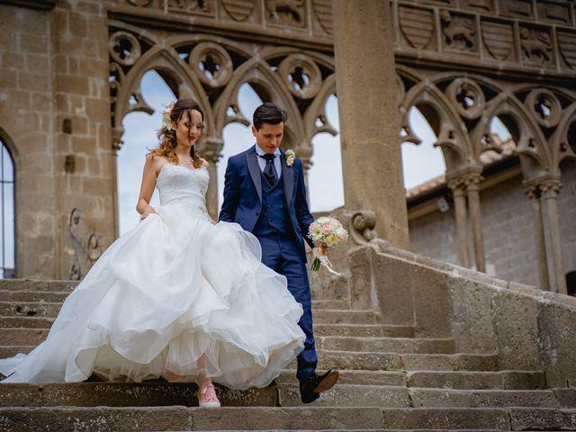 Il matrimonio di Alessandro e Marika a Viterbo, Viterbo 30