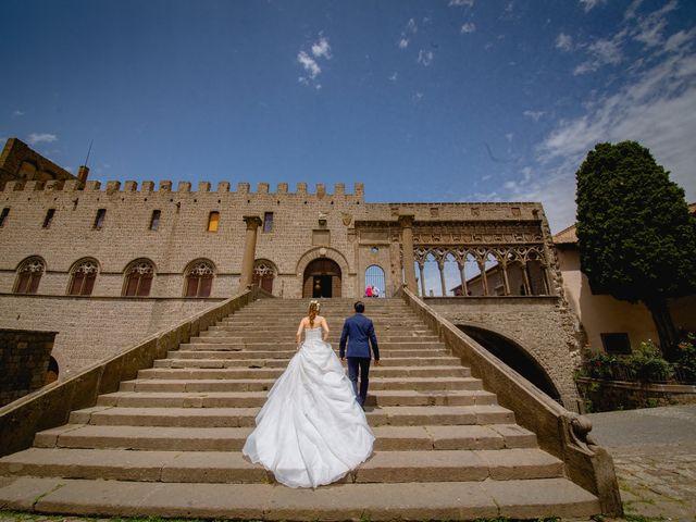 Il matrimonio di Alessandro e Marika a Viterbo, Viterbo 31