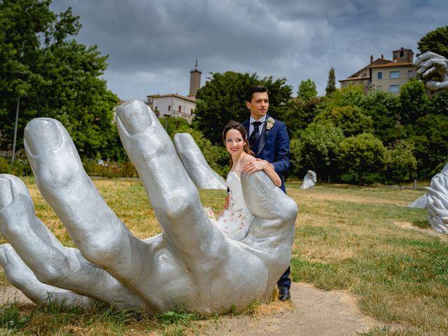 Il matrimonio di Alessandro e Marika a Viterbo, Viterbo 32