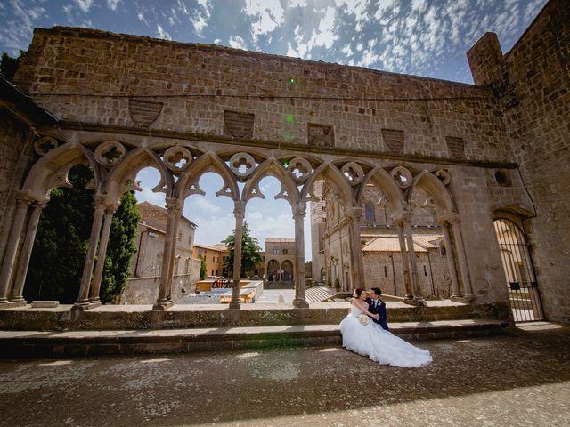 Il matrimonio di Alessandro e Marika a Viterbo, Viterbo 33
