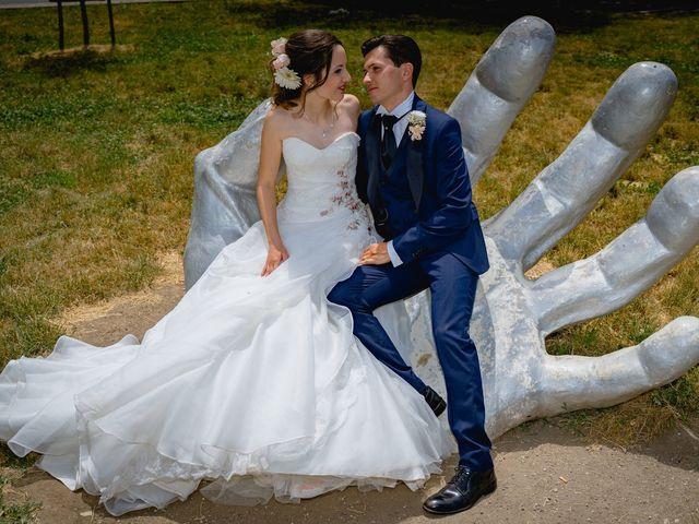 Il matrimonio di Alessandro e Marika a Viterbo, Viterbo 34