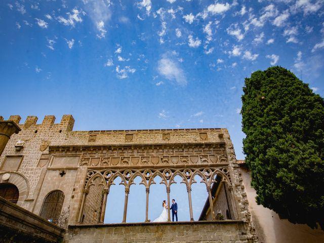 Il matrimonio di Alessandro e Marika a Viterbo, Viterbo 36