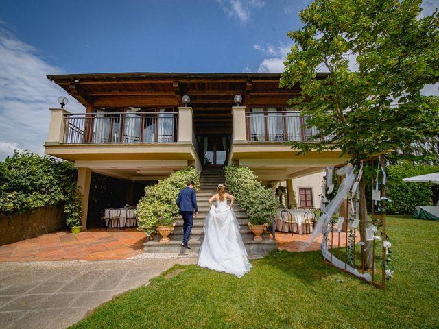 Il matrimonio di Alessandro e Marika a Viterbo, Viterbo 44
