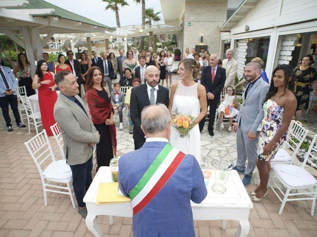 Il matrimonio di Luca e Micaela a Lido di Ostia, Roma 10