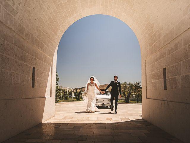 Il matrimonio di Michele e Donatella a Matera, Matera 11