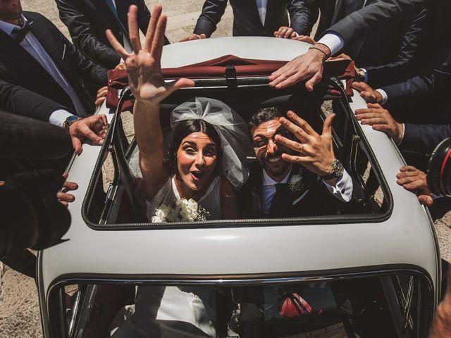 Il matrimonio di Michele e Donatella a Matera, Matera 15