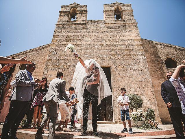 Le nozze di Donatella e Michele