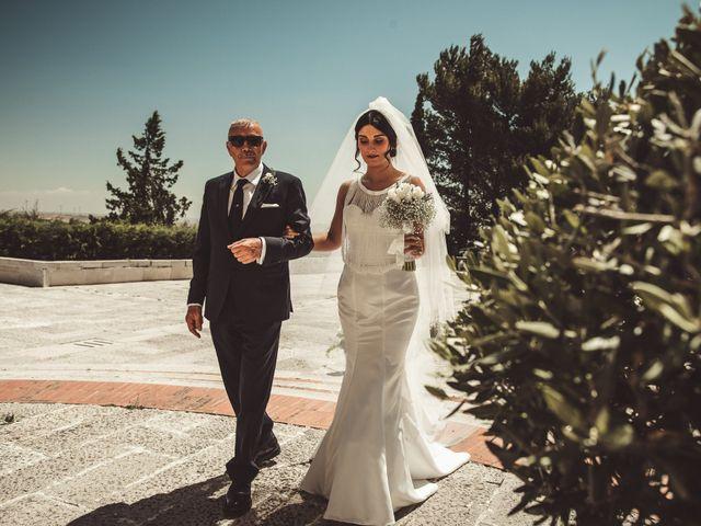 Il matrimonio di Michele e Donatella a Matera, Matera 19