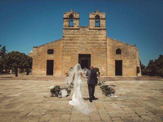 Il matrimonio di Michele e Donatella a Matera, Matera 21