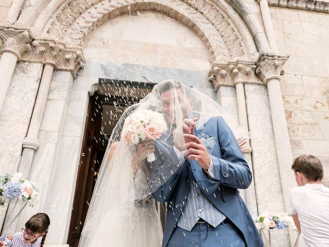 Il matrimonio di Simone e Giò a Vasto, Chieti 18