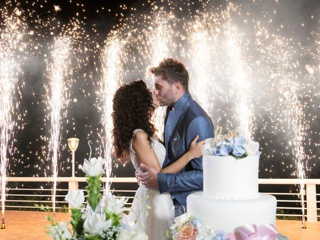 Il matrimonio di Simone e Giò a Vasto, Chieti 2