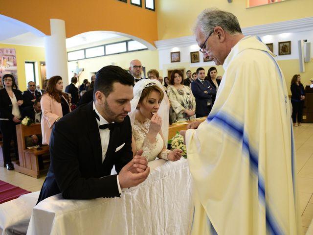 Il matrimonio di Alessandro e Simona a Ostuni, Brindisi 10