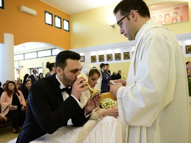 Il matrimonio di Alessandro e Simona a Ostuni, Brindisi 11