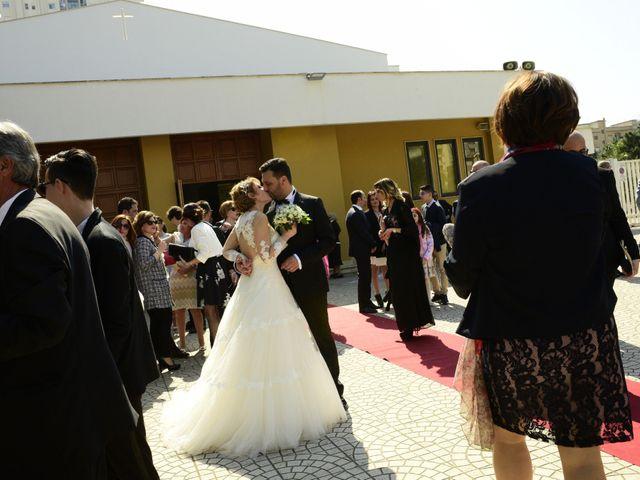 Il matrimonio di Alessandro e Simona a Ostuni, Brindisi 13