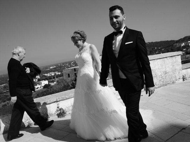 Il matrimonio di Alessandro e Simona a Ostuni, Brindisi 14