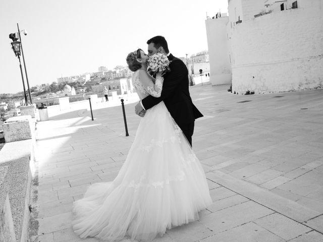 Il matrimonio di Alessandro e Simona a Ostuni, Brindisi 15