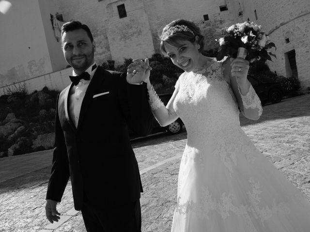Il matrimonio di Alessandro e Simona a Ostuni, Brindisi 16