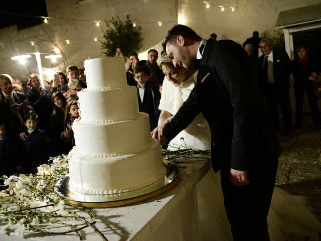 Il matrimonio di Alessandro e Simona a Ostuni, Brindisi 24