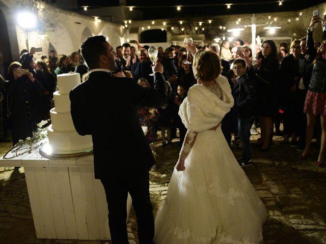Il matrimonio di Alessandro e Simona a Ostuni, Brindisi 25