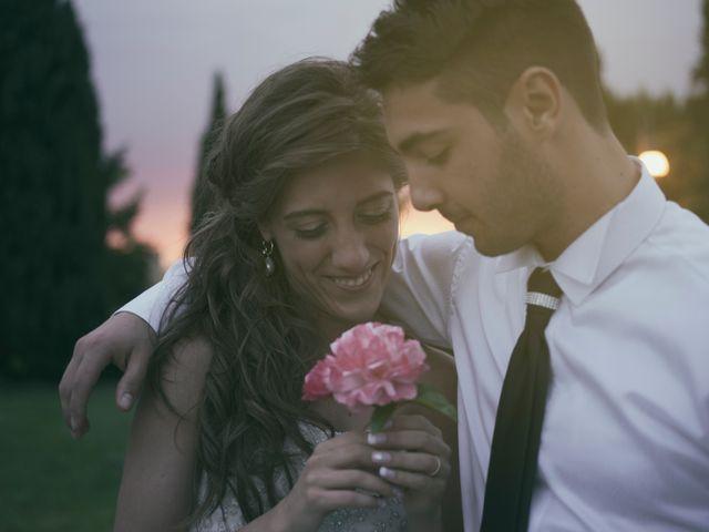 le nozze di Selenia e Alessandro