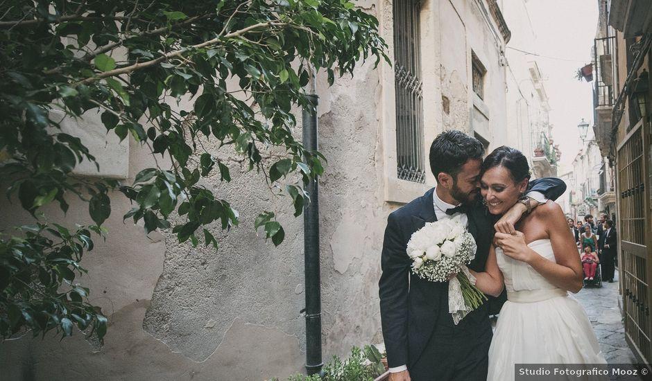 Il matrimonio di Salvatore e Bruna a Siracusa, Siracusa
