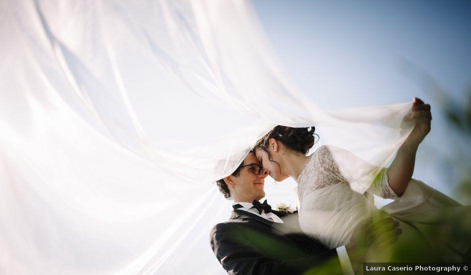 Il matrimonio di Giovanni e Serena a Godiasco, Pavia