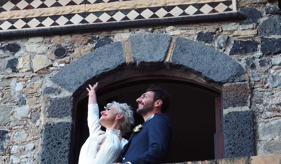 Il matrimonio di Gaetano e Alessandra a Taormina, Messina