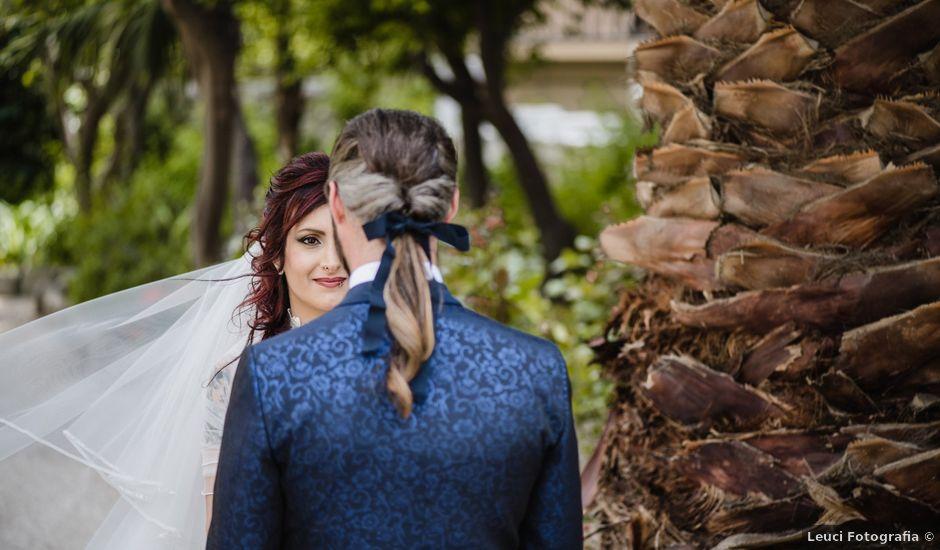 Il matrimonio di Flavio e Jill a Brindisi, Brindisi