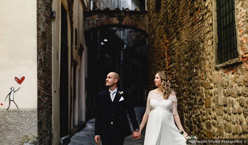 Il matrimonio di Mario e Sara a Pistoia, Pistoia
