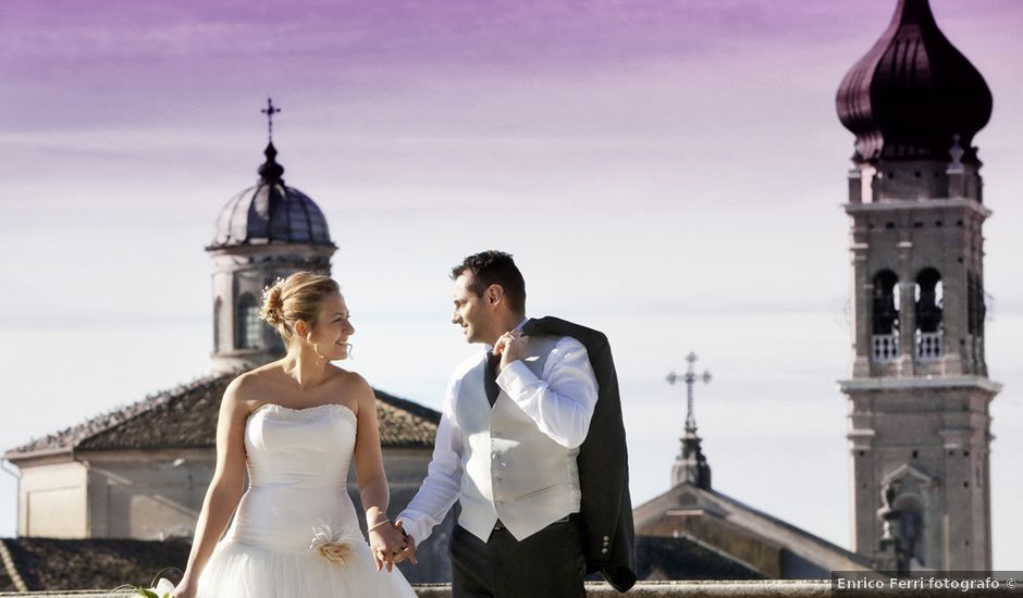 Il matrimonio di Elisabetta e Luca a Carpenedolo, Brescia