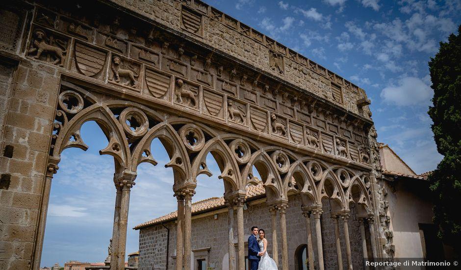Il matrimonio di Alessandro e Marika a Viterbo, Viterbo