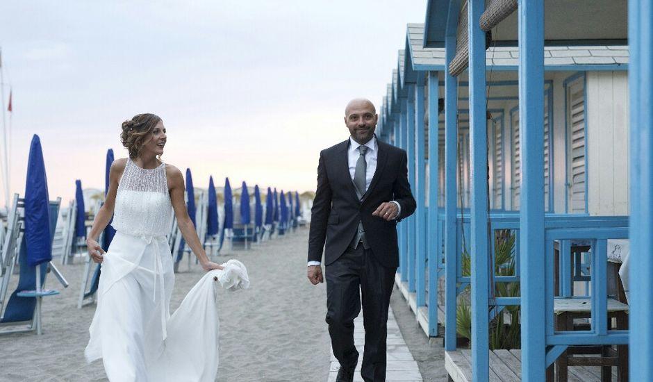Il matrimonio di Luca e Micaela a Lido di Ostia, Roma