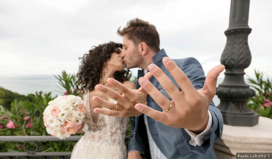 Il matrimonio di Simone e Giò a Vasto, Chieti
