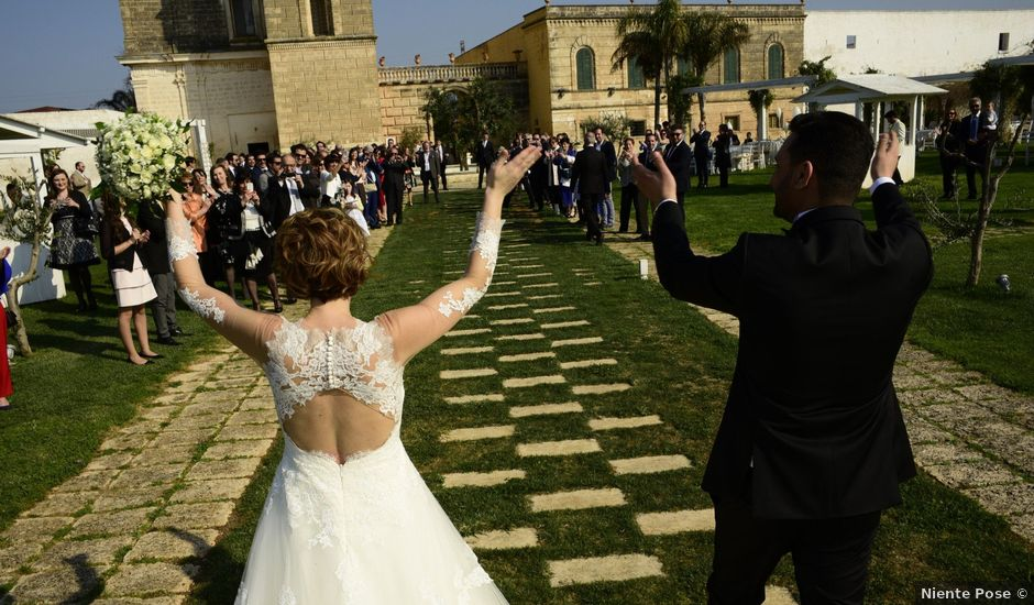 Il matrimonio di Alessandro e Simona a Ostuni, Brindisi