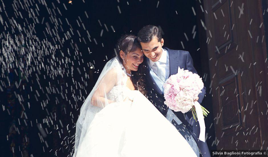 Il matrimonio di Alessio e Giada a Arezzo, Arezzo