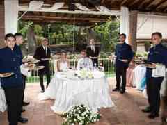 le nozze di Melania e Luca 15