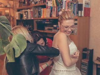 Le nozze di Isabelle e Matteo 3