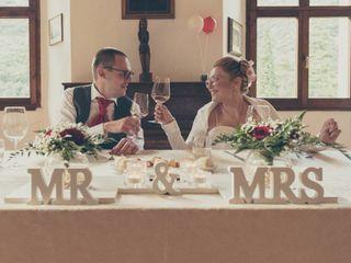 Le nozze di Isabelle e Matteo