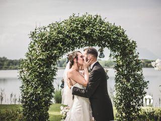 Le nozze di Johanna e Diego